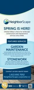 NeighborScape Spring Promotions